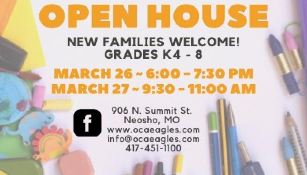 OCA Open House 2020 PUBLIC