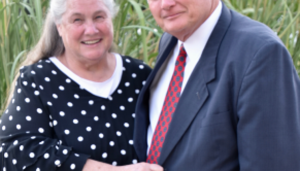 Rev & Mrs Daniel Taylor PIX