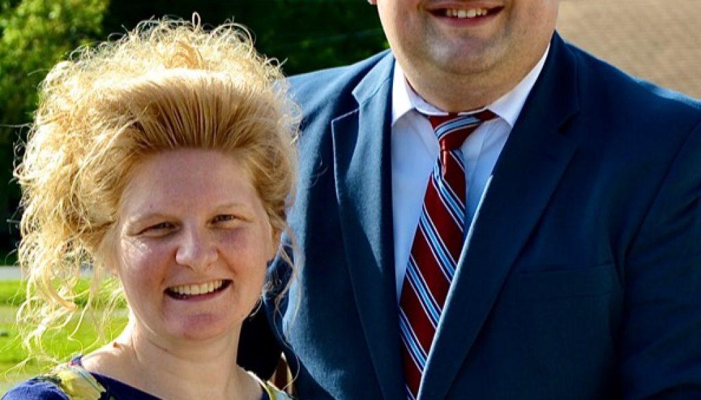 Rev. & Mrs. Joshua Ritchie PIX