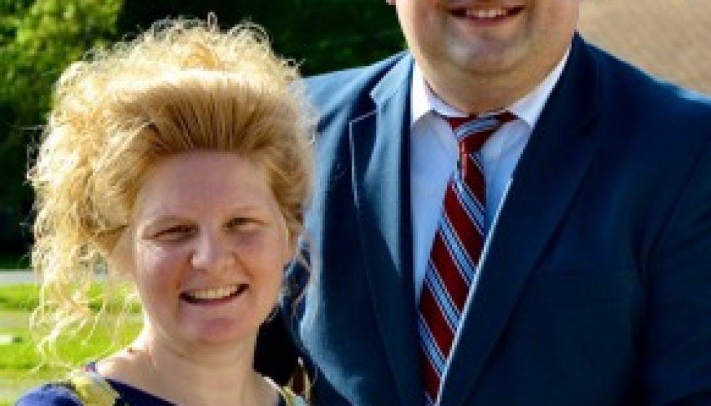 Rev. & Mrs. Joshua Ritchie PIXLR
