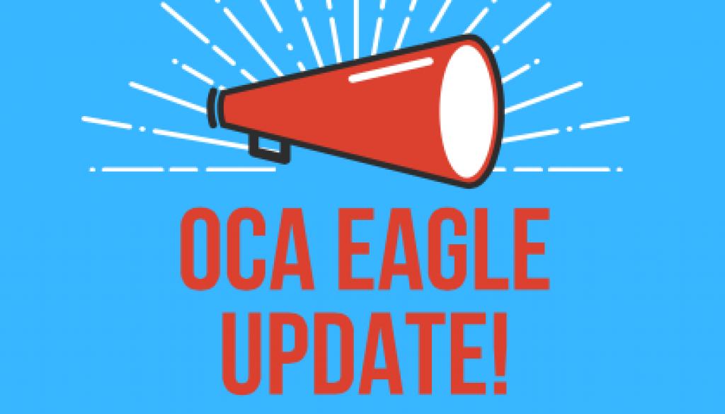 OCA Summer 2020 Update